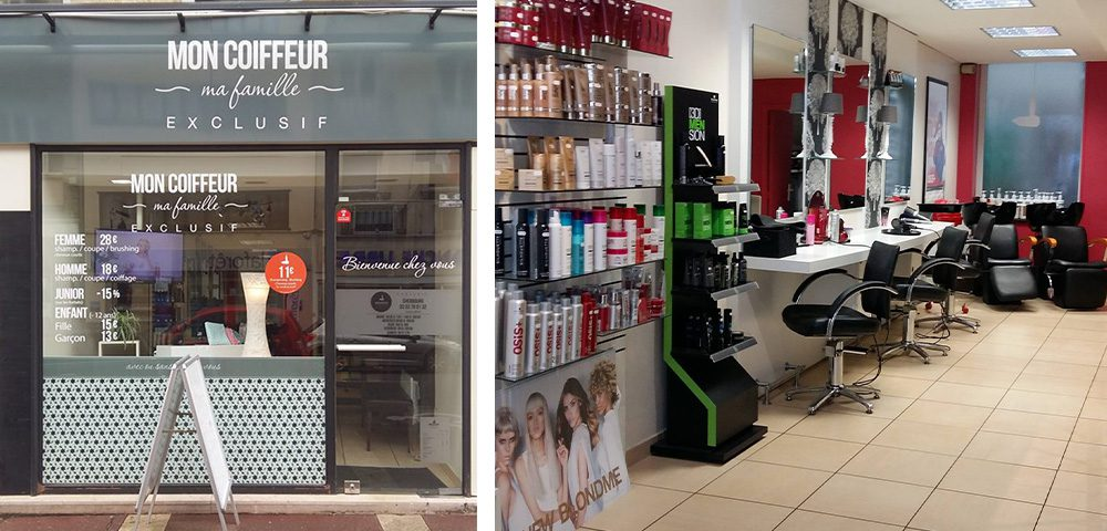 Salon coiffure femme cherbourg