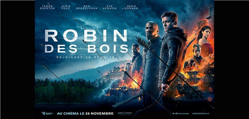 Grand jeu concours cinéma ROBIN DES BOIS