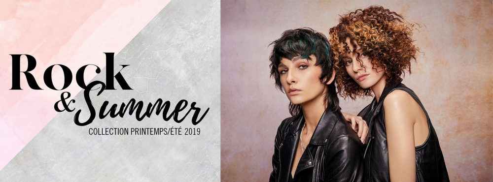 COLLECTION PRINTEMPS / ÉTÉ 2019 – ROCK & SUMMER